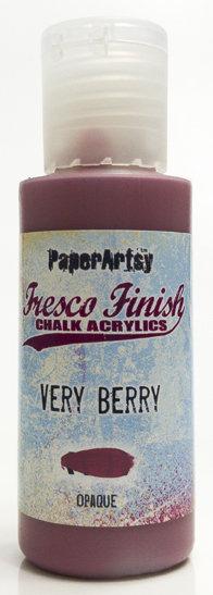 Very Berry ~ Fresco Finish Chalk paint