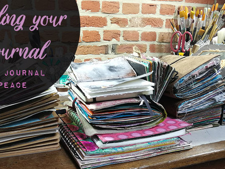 Papillon's flutterings ep 9: finding your journal (and journal peace)