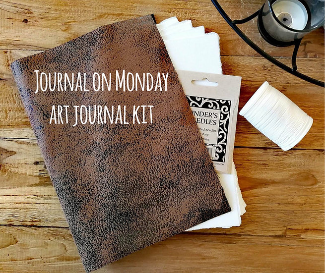 JoM Art Journal kit