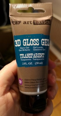 3D Gloss gel ~ Finnabair