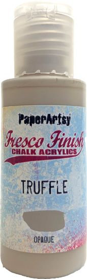 Truffle ~ Fresco Finish Chalk paint