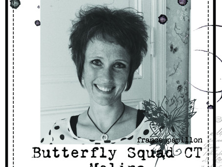 Butterfly Squad creative team: Melina!