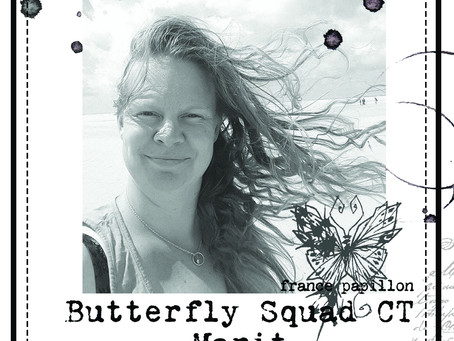 Butterfly Squad creative team: Marit!