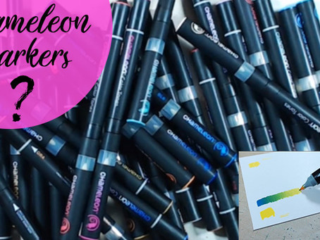 Papillon's flutterings ep 12: Chameleon markers: what's the deal?