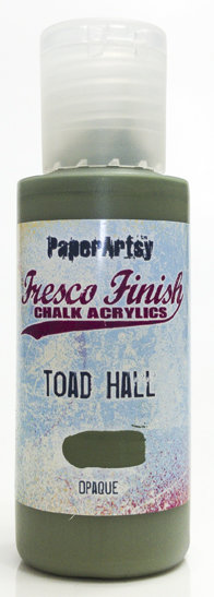 Toad Hall ~ Fresco Finish Chalk paint