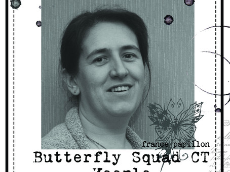 Butterfly Squad creative team: Veerle!