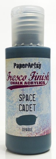 Space Cadet ~ Fresco Finish Chalk paint