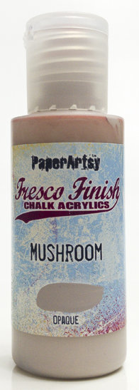 Mushroom ~ Fresco Finish Chalk paint