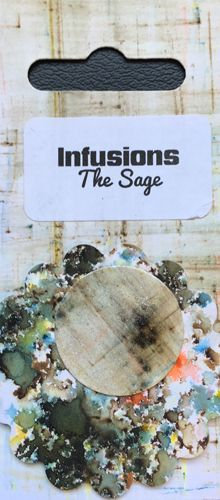 The Sage ~ Paperartsy infusions
