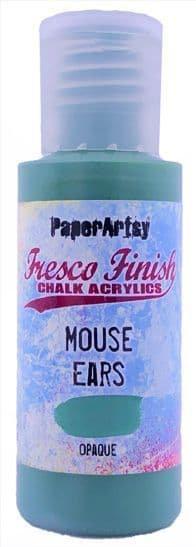 Mouse ears ~ Fresco Finish Chalk paint