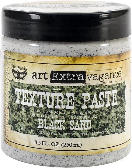 Texture Paste: Black Sand~ Finnabair