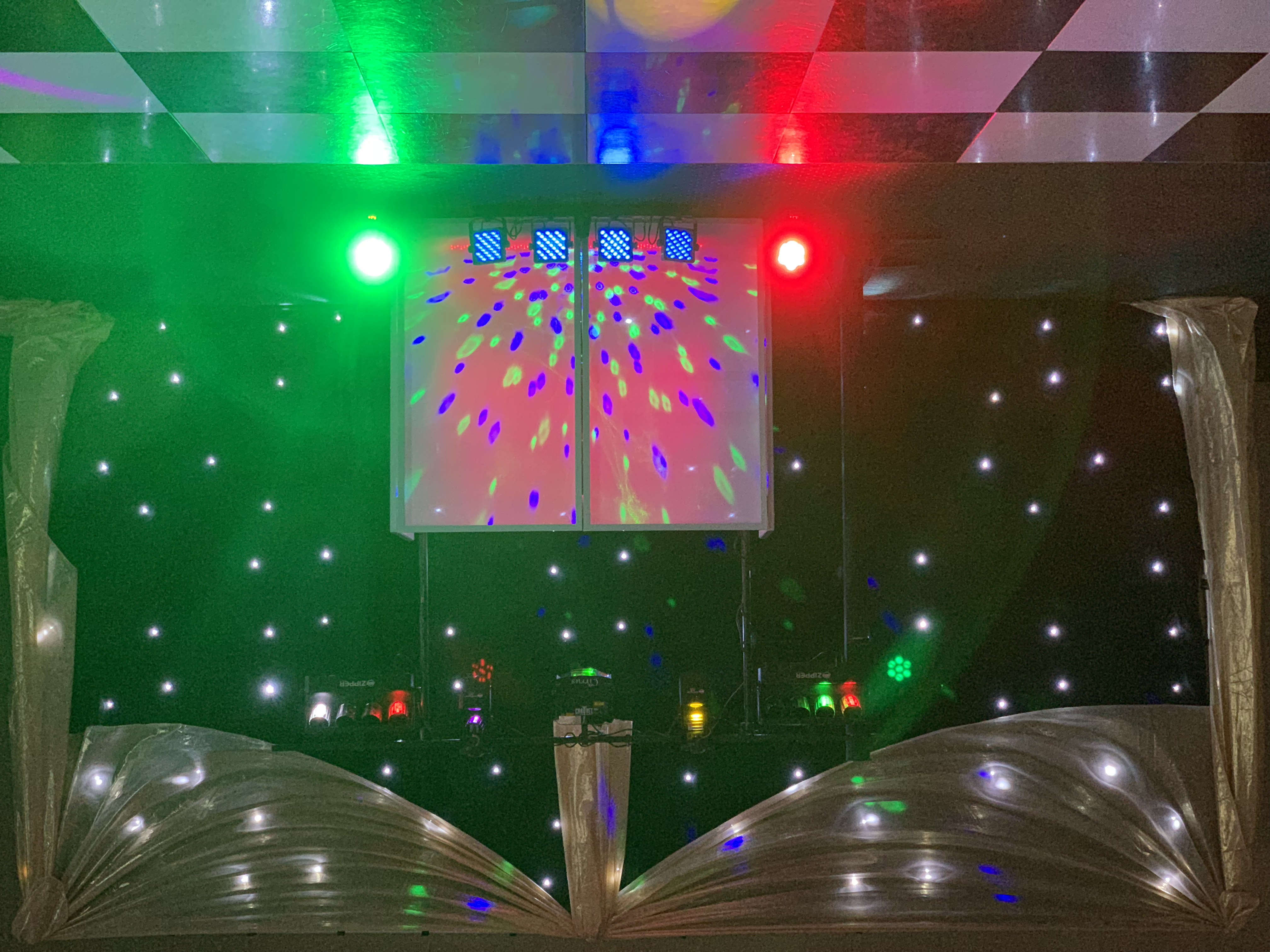 Sparkle Entertainment Disco