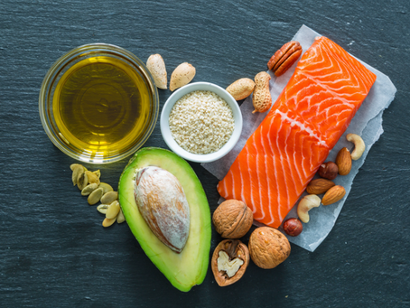 Not All Fats are Bad!