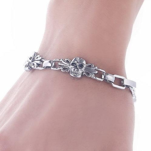 Skull Pendant Bracelets