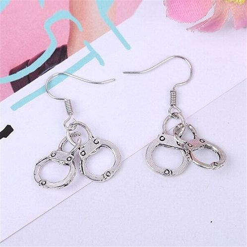 Handcuff Earings