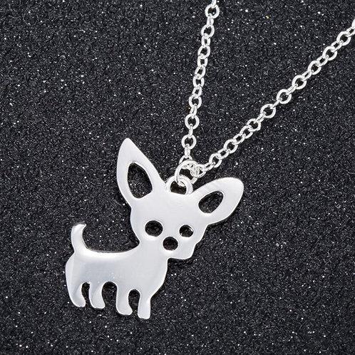 Chihuahua Pet Pendant Necklaces