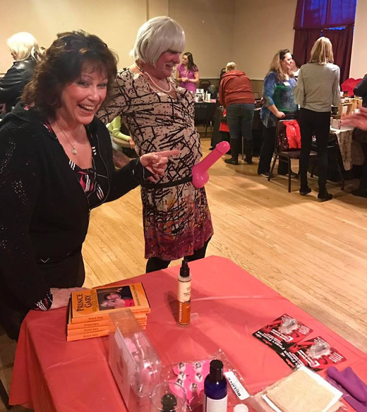Ladies at Girls Night Out Event 3/22/18