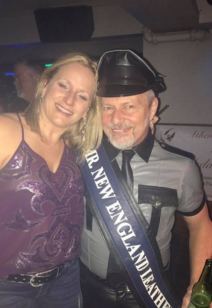 Mr New England Leather!
