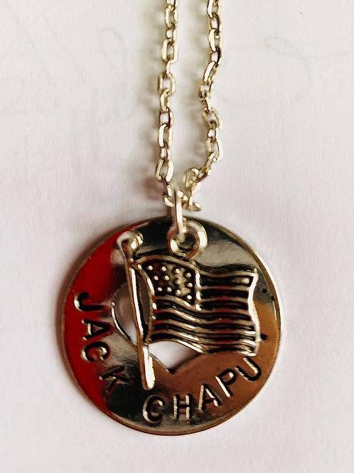 Veterans Memorial Necklace