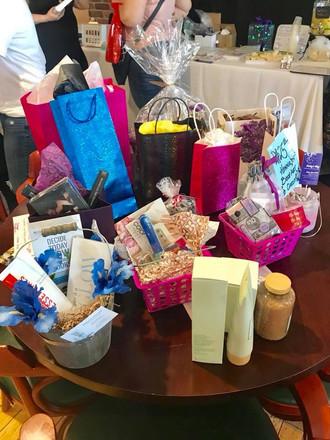 Raffle Prizes for GNO2