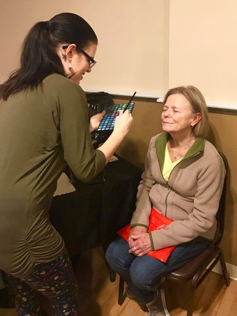 Tanya Ballinger Makeup Artist