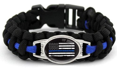 Back the Blue Bracelet