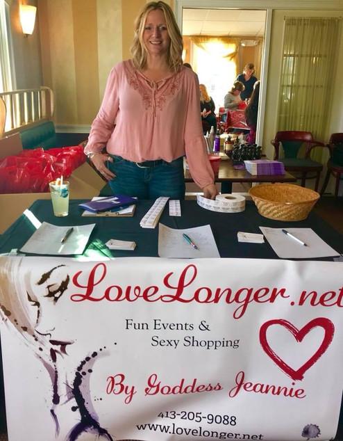 Jeannie of Lovelonger.net