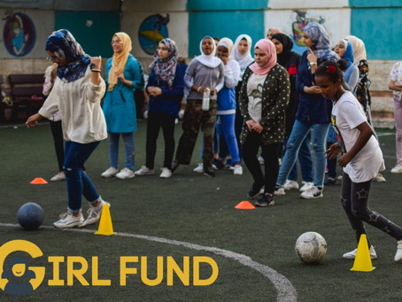 GlobalGiving Girl Fund Announcement