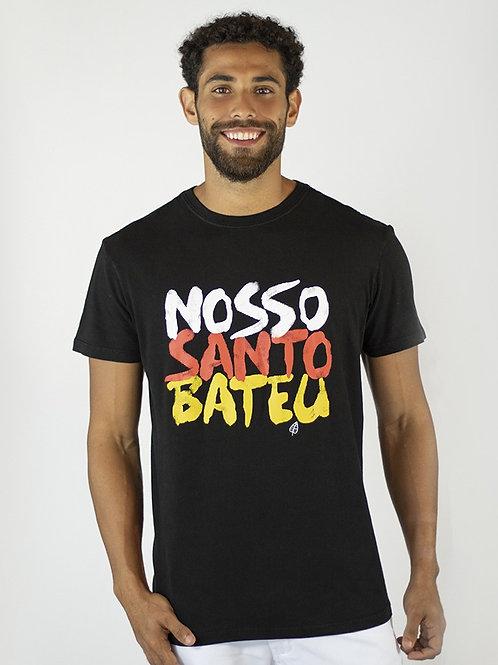 Camiseta NOSSO SANTO BATEU