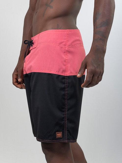 Boardshort DUONEON Black Rosé