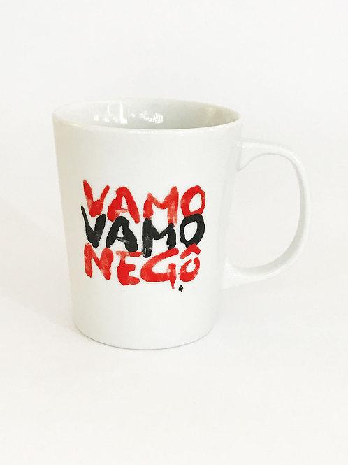 Caneca Vamo Vamo Nêgo