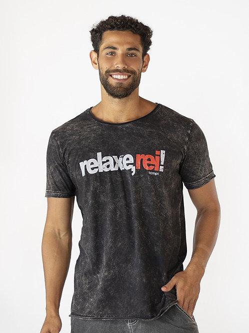 Camiseta RELAXE REI