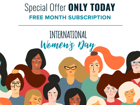 HOW TO CELEBRATE & EMPOWER WOMEN ON INTERNATIONAL WOMENS DAY