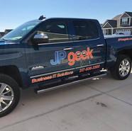 JPtheGeek Truck Wrap 3