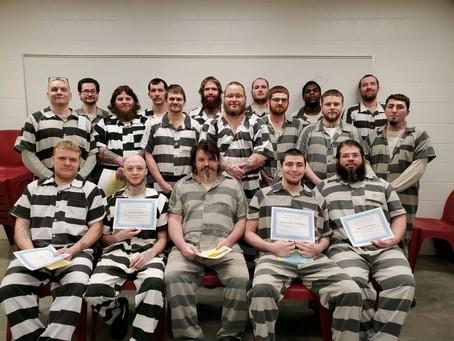 Men's Certificate Ceremony – January 17 , 2020