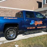 JPtheGeek Truck Wrap 1