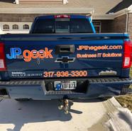 JPtheGeek Truck Wrap 2