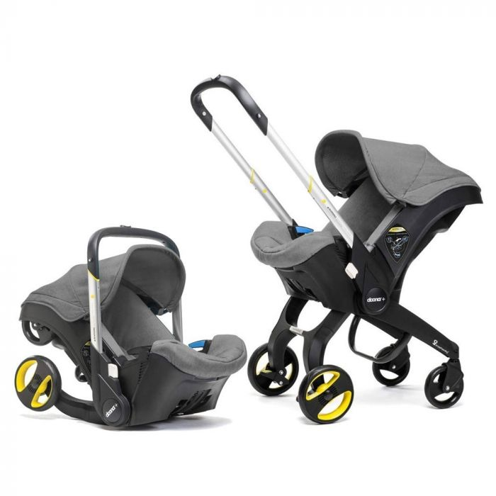 THE DOONA- A CAR-SEAT THAT IS ALSO A