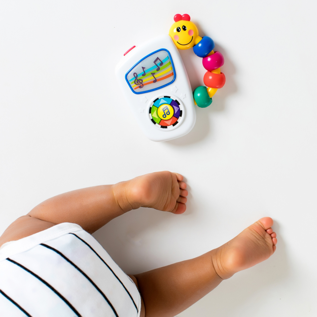 LEAST ANNOYING BABY MUSIC TOY