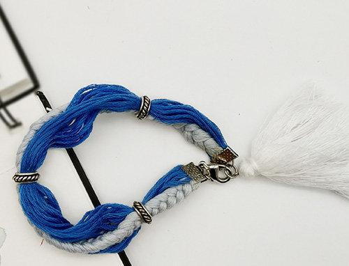 Whe Braided Bracelet
