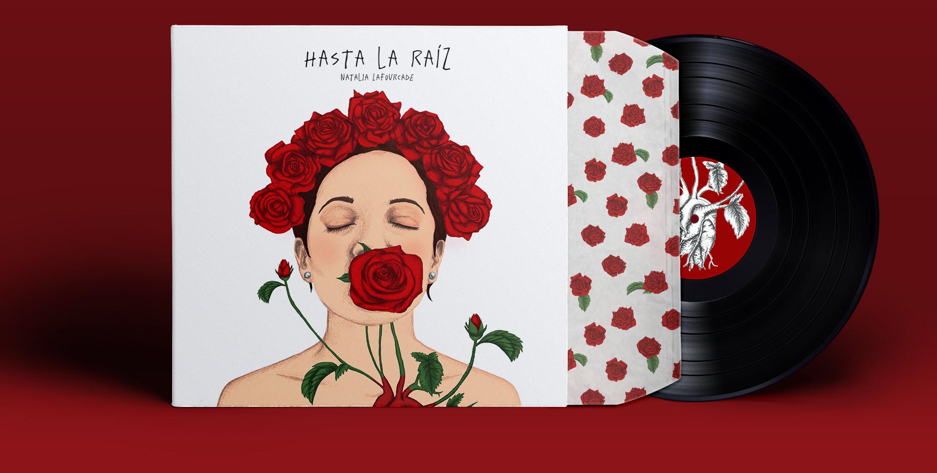 Vinyl pack natalia la fourcade