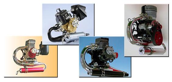 paramotor Engine