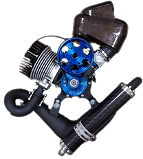 HE MV2 paramotor