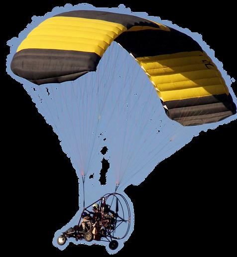טיסת חוויה בטרקטורון מעופף