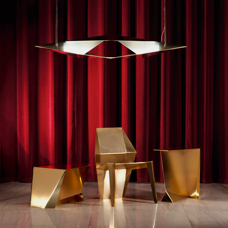 The Thinness Collection: lightness challenging gravity