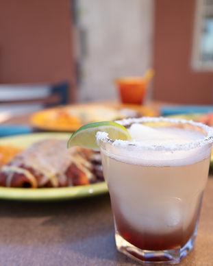 Drink Menu -  Raspberry Margarita  Cocin