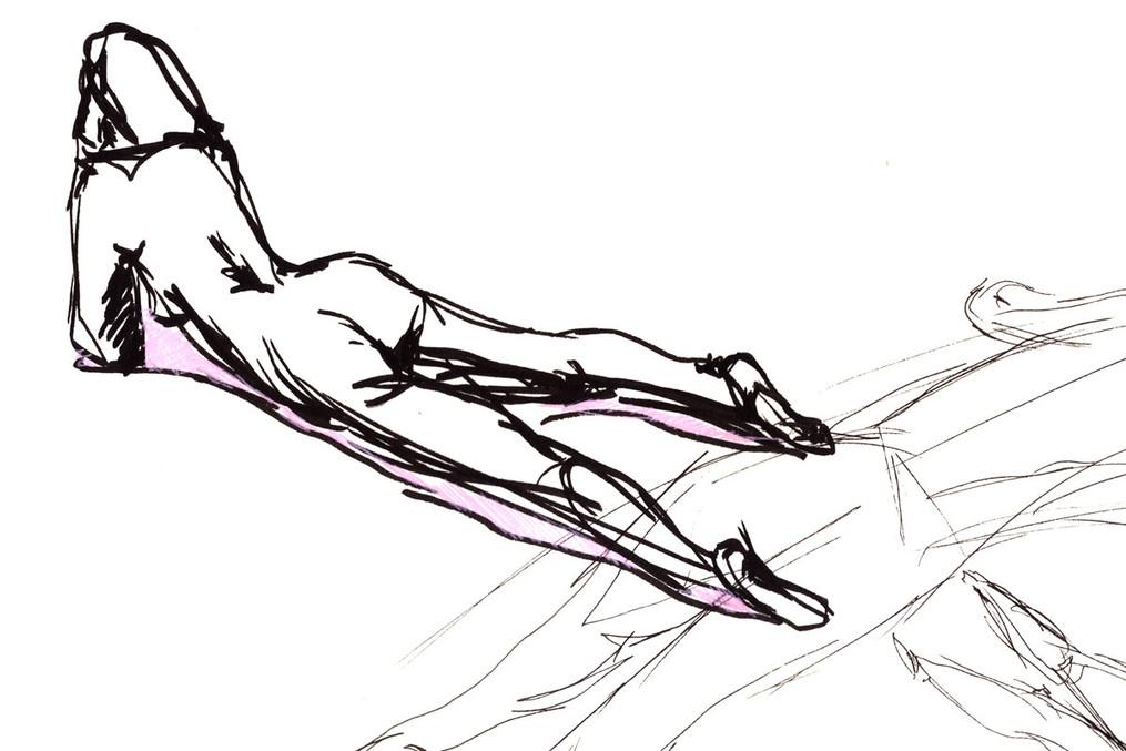 Human figure I