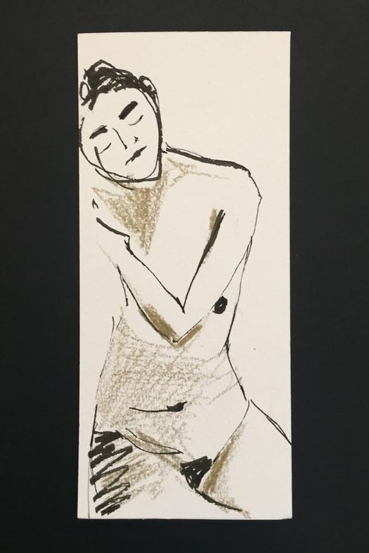 Human figure III