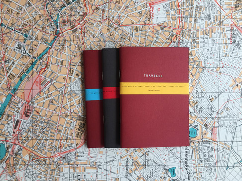 Travelog's cover