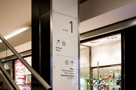 Information on pillars